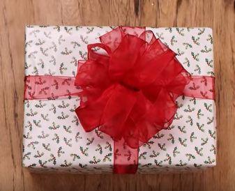 envolturas con moos para regalos
