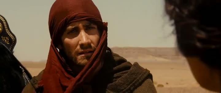Screen Shot Of Prince of Persia (2010) Dual Audio Movie 300MB small Size PC Movie
