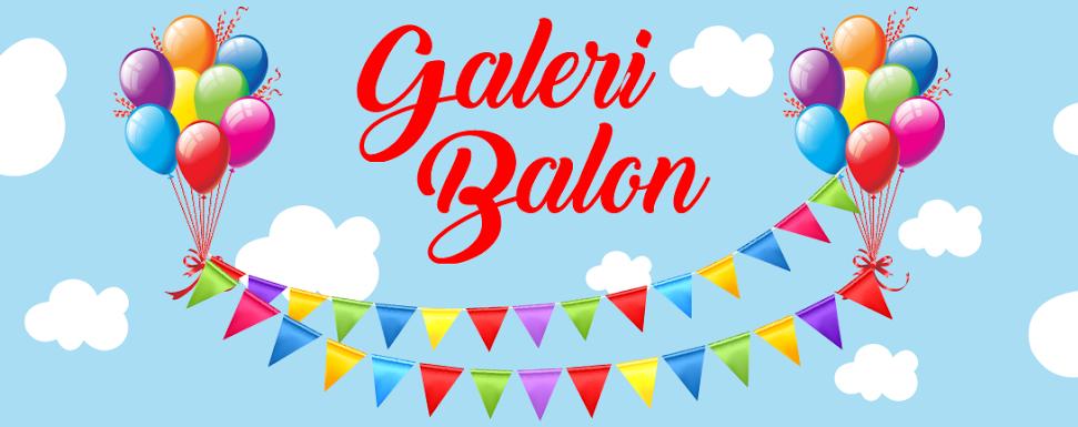 I Galeri Balon - Jasa Dekorasi Balon Murah Jakarta - Ulang Tahun Anak  - Balloon Decoration Service