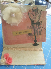Parisian BD card for another BFF