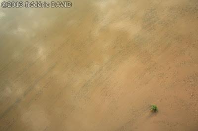 textures sable rivière Loire