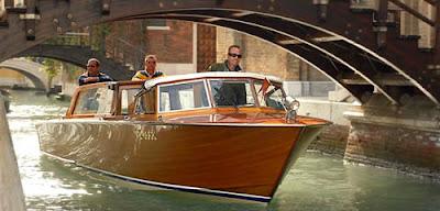 такси в Венеции