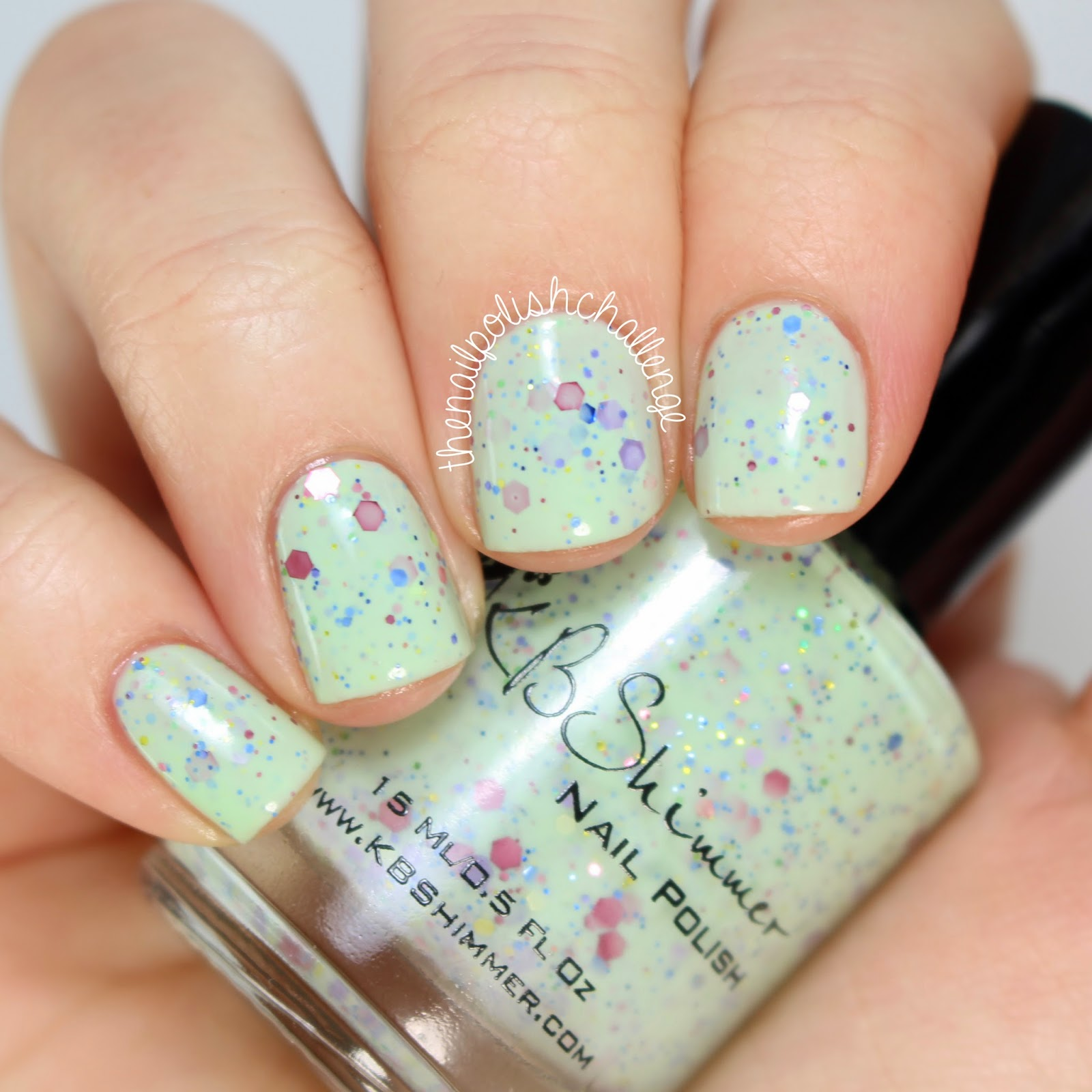 KBShimmer Spring 2013 Collection and Swatches | The Nail Polish ...