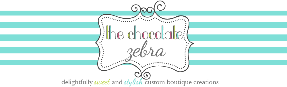 the chocolate zebra