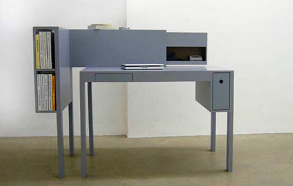 Bureau home office desk design