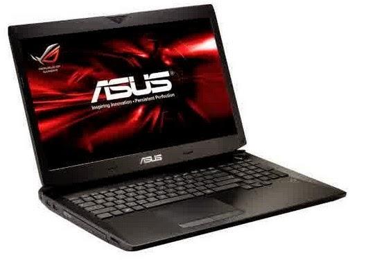 Spesifikasi dan Harga Laptop Gaming Asus ROG G751J