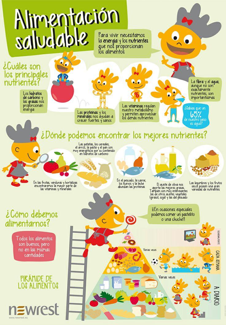 Cuaderno de salud y diet tica consejos generales de una for Como hacer un proyecto de comedor infantil