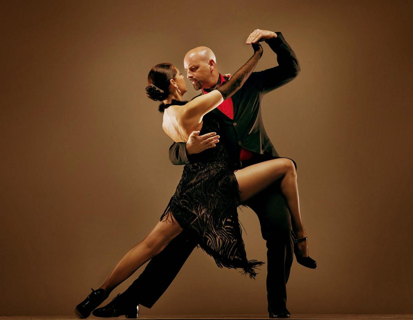 Argentine Tango Ballroom Dance