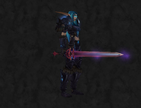 Greatsword of Horrid Dreams