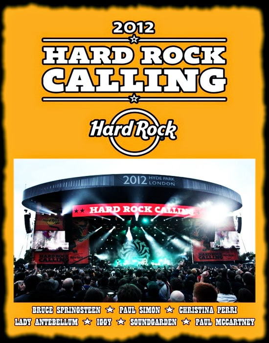 Hard Rock Calling Festival 2012 ... 102 minutos