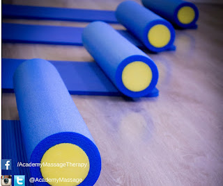 Foam Rollers for Stretching - Academy Massage Therapy - Massage Therapist Winnipeg