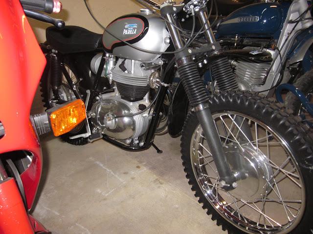 1963 Moto Parilla Wildcat Scrambler