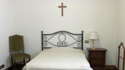 Santa Marta Cardinal's Room