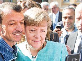 Alemania quiere a refugiados en mercado laboral