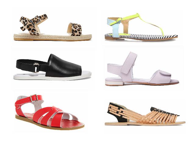 easy summer sandals