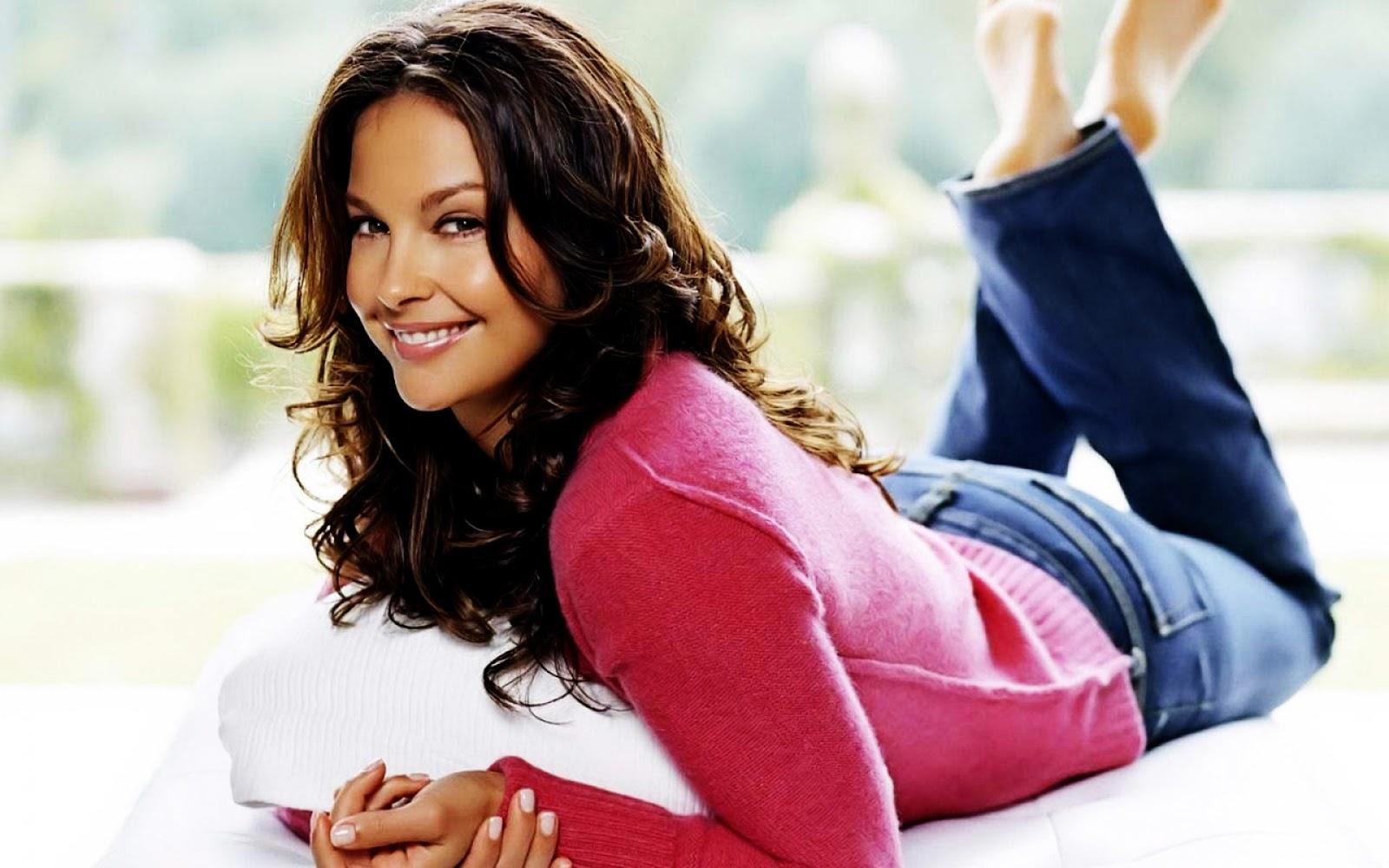 Actress Ashley