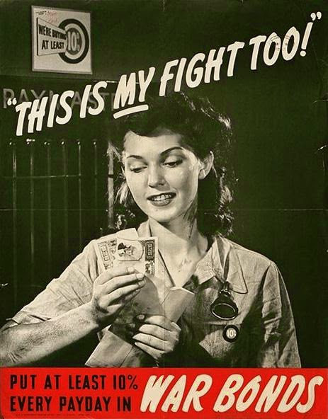 Bonos de Guerra WW2