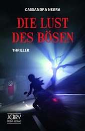 Der neue Thriller der promovierten Politik- und Sozialwissenschaftlerin Cassandra Negra
