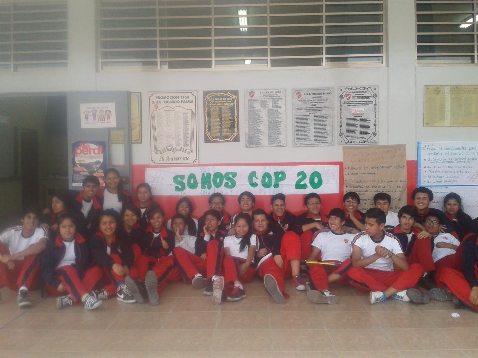 Promoción 2014-5°C