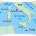 Erupción volcánica en la costa al Oeste de Roma.- Vídeo