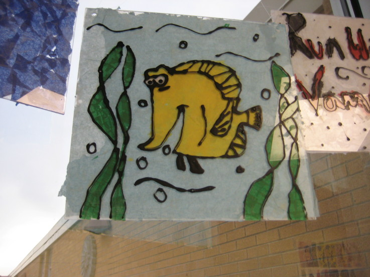 tales from the traveling art teacher stained glass projects with