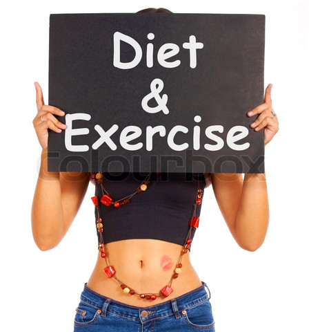 The Healthy Nutrition: The Combined Benefits Of Diet And Exercise