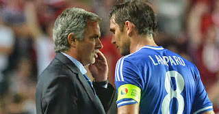 Lampard Is An Exceptional Player, Key To Chelsea Season ~ Jose Mourinho