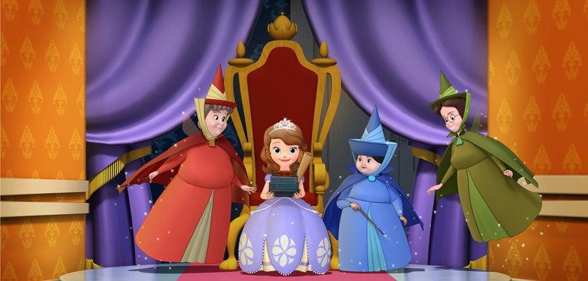 Disney Channel Tapete Vermelho : princesa Sofia no Disney Junior: 5 imagens / Disney's Princess