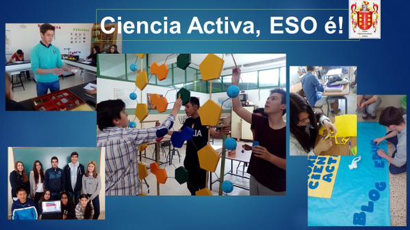Ciencia Activa, ESO é!