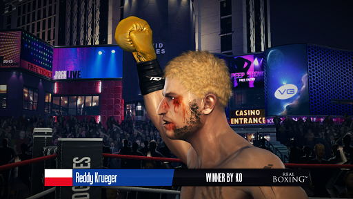 Real Boxing full apk game