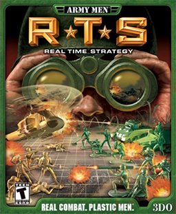 Free Download Pc Games-Army Men RTS-Full Version