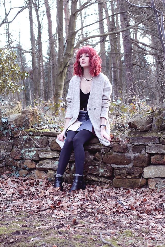 A personal style blog post wearing Olive Clothing, ASOS, Topshop and She Inside.