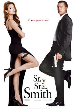 Poster Sr. y Sra. Smith