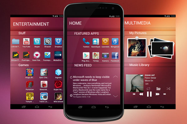 Ubuntu Touch – Android Rival