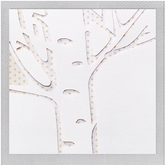 papercut, autumn branches, paper tree,