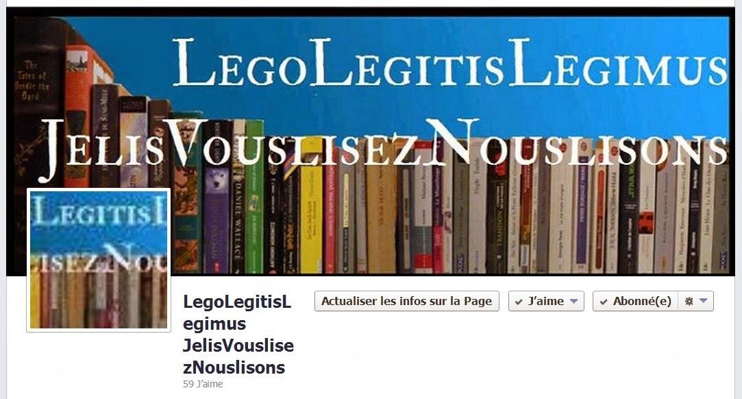 Pour ne rien manquer, aimez la page facebook !