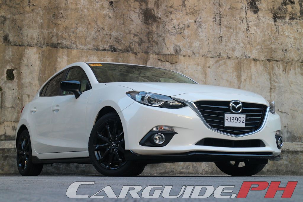 Review: 2015 Mazda3 Speed