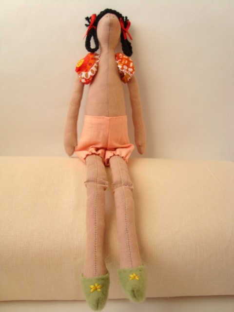 панталоны для куклы