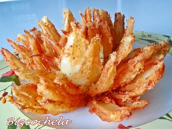 Cebolla frita cocinar en casa es - Cocinar calabaza frita ...