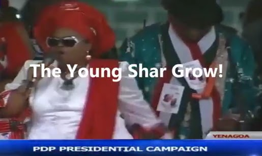 patience jonathan campaign video bayelsa
