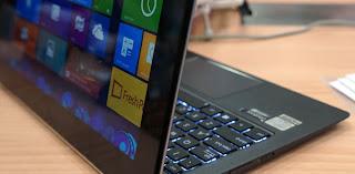 Taichi Laptop Dua Wajah Milik Asus