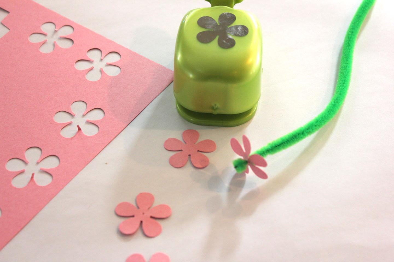 Christmas DIY FlowerPunch
