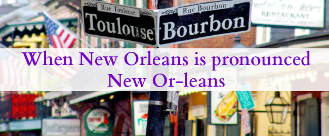 toulouse and bourbon street new orleans