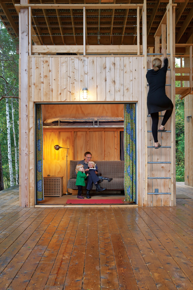 The boo and the boy family vacation home for Tiny vacation homes