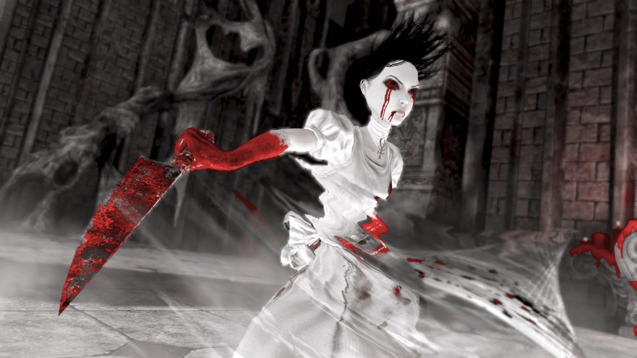 alice madness returns locura