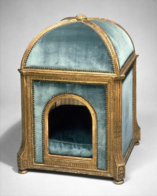 Žans Batists Klods Senē (Jean Baptiste Claude Sené, 1748-1803) Marijas Antuanetes suņa būda