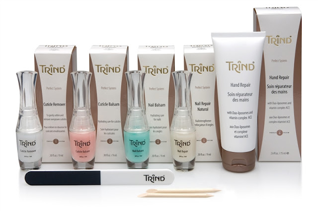 Review of the Trind perfect system for healthy nails at home.