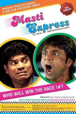 Masti Express (2011), Masti Express (2011) - DVDScR Avi Mobile Movies Online