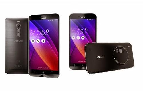 Harga Terbaru dan Spesifikasi Hp Asus Zenfone 2