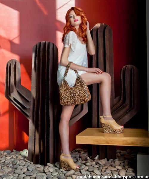 Corium 2013. Carteras y zapatos moda 2013.